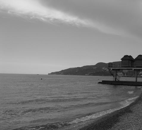 ялта, пляж массандра